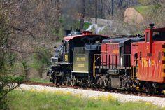 1. Texas State Railroad