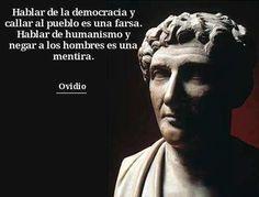 Democracia y silencio