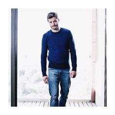 Yet another Jamie Dornan outtake from the Fifty Shades Of Grey promo photoshoot on September 2014