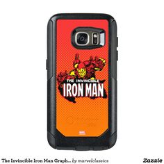 The Invincible Iron Man Graphic