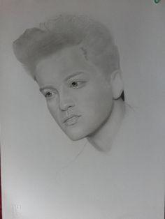 Seconda fase Bruno Mars...la carta come al solito mi rende il lavoro difficile :) ma io non demordo