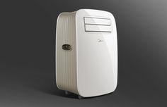 朱古力设计咨询(深圳)有限公司-案例-美的 移动空调-Billwang 工业设计