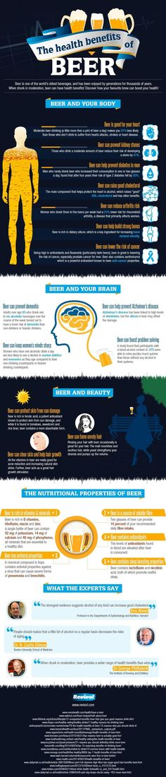 15 Reasons Drinking Beer Makes You Live Longer, Says Science | YourTango: