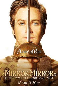 Mirror Mirror 11x17 Movie Poster (2012)