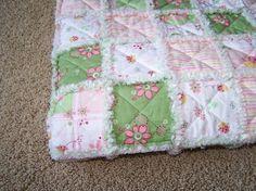 Sherbert Rag quilt