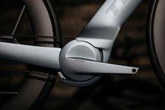 Zora vélo futuriste par Trek
