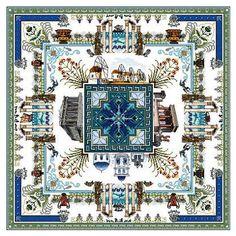 Greek Mandala Cross Stitch Pattern by Chatelaine Designs, Martina Rosenberg http://europeanxs.com/cgi-bin/chat_detail.pl?CDGreek-