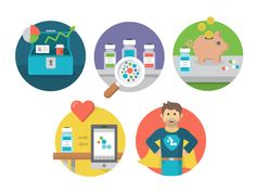 Healthcare Illustration Series
