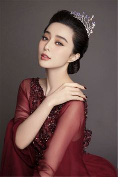 Fan Bing Bing as Kuan Yin, Goddess of Compassion. Sorely needed in this world, and not listened to nearly as much as she should be.