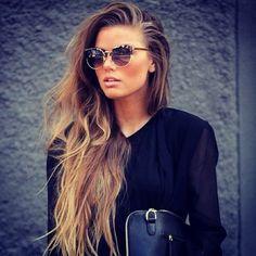 ombre hair cabelos curtos - Pesquisa Google