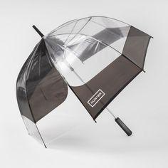84b0a2f6e91  20 Hunter for Target Bubble Umbrella - Black   Target Spring Weather
