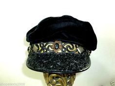 Cache It's Like this-Work the Party Shake the Room, Bang kinda HAT Cabbie Velvet