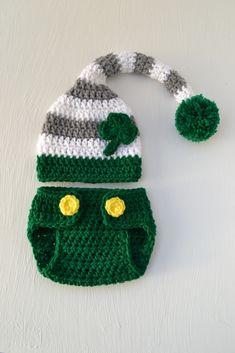 edb70a3804d St. Patrick s Day. Baby Boy HatsBaby ...