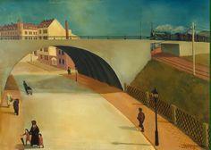 Gustav Wonderwald bridge in berlin spandau 1927