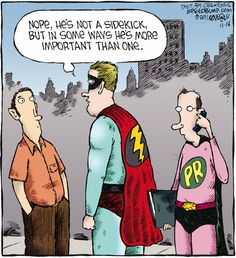 PR can be a superpower!