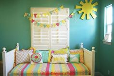 colorful-toddler-girl-room | Kafe Bayan