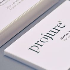 Projure is a well established law firm with profiled and skilled lawyers. A desire to further strengthen the brand, has turned in to a new visual identity and website for the law firm. Lawyers, Visual Identity, Website, Corporate Design, Corporate Identity