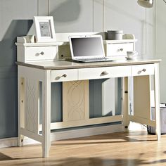 Found it at Wayfair - Charlotte Secretary Desk