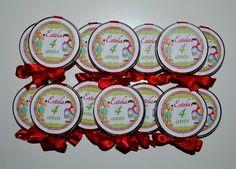 Latinha Chapeuzinho Vermelho   Atelier Doces Mimos & Personal Paper   Elo7