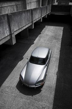 gashetka:    1955 | Citroën DS | Photo byOli Tennent|Deity...