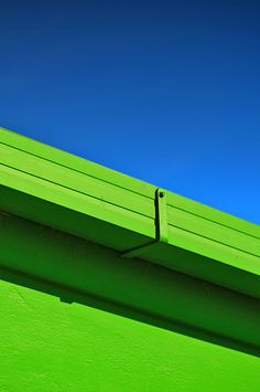 Green and blue by Donald Boyd on Fotoblur | Urban Photography