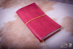 Midori Traveler's Notebook 'La Rioja' FREE Personalized Leather Journal- Planner Cover - FauxDori