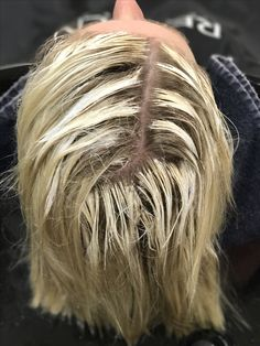 Balayage #balayage #blonde #highlights