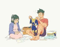 Drawing Deku Only (Part My Hero Academia My Hero Academia Episodes, My Hero Academia Memes, Hero Academia Characters, My Hero Academia Merchandise, Boku No Hero Academia, My Hero Academia Manga, Fan Art Anime, M Anime, Mini Comic