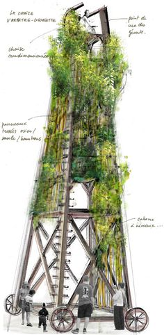 Join buildyful.com - the global place for architecture students.~~GARDEN OF GIANTS BY MUTABILIS LANDSCAPE ARCHITECTURE