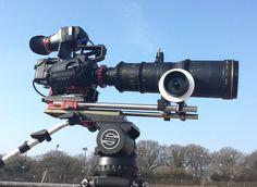Sony FS700 x Century/Canon 150-600mm T6.7 zoom lens