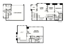Santorini at windemere by brookfield homes residence one for Windemere homes floor plans