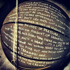 Its more than just a game.