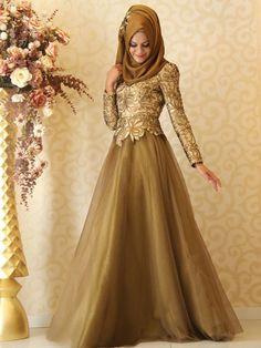 ABİYE Modelleri Moda Adresi'nde...