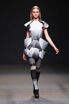 Diseños de moda para el futuro