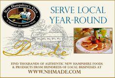 New Hampshire Made ad
