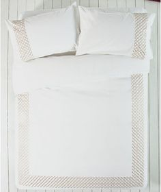 Buy Heart of House Zinnia Gold Bedding Set - Double at Argos.co.uk - Your Online Shop for Duvet cover sets.