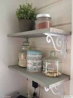 avohylly,keittiö,lasipurkki,lasipurkit,diy