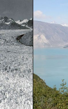 Climate Change: Before & After