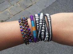 DIY Jewelry DIY Bracelet DIY Braided Seed Bead Bracelet