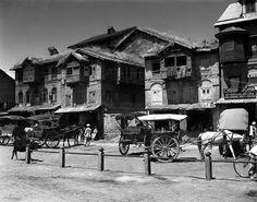 Black and white Kashmir