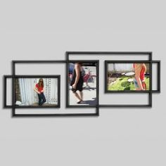 wall frame (or color block)