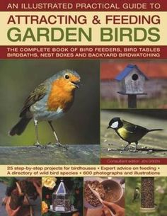 The Illustrated Practical Guide to Birds in the Garden(Hardback):9780754819523