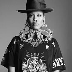 Erykah Badu x Givenchy