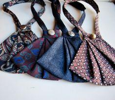 Vintage Lady ties