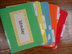 a whole site dedicated to organizing your classroom