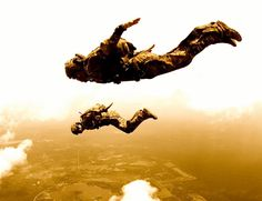 My maternal grandfather was a Paratrooper. Military Special Forces, Military Police, Usmc, Marines, Military Spouse, Military Style, Paratrooper, Luftwaffe, Special Ops