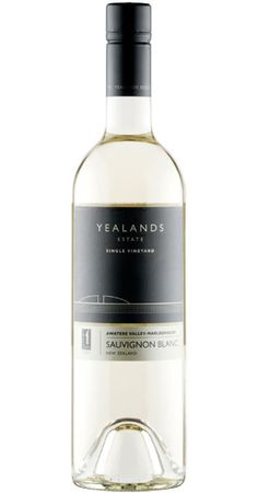 Yealands Estate Sauvignon Blanc 2011  750ML