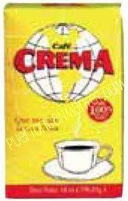 Cafe Crema Ground Coffee / Cafe Crema