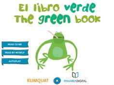 El Libro Verde/The Green Book Panarea PreK-K bilingual; Spanish; green
