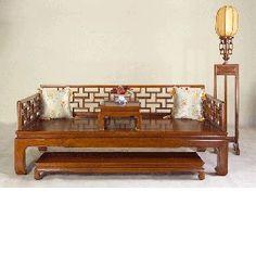 Antique Chinese Furniture, Asian Furniture, Classic Furniture, Traditional House Furniture, Traditional Interior, Chinese Interior, Asian Interior, Sofa Bed Design, Furniture Design